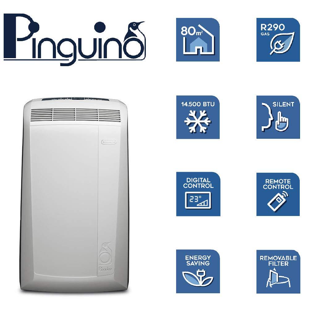 condizionatore portatile Pinguino De Longhi
